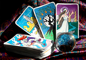 Tarot Readings with Alida Haarhof in Capri, Cape Town