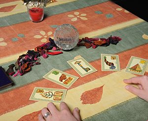 Teaching the Tarot - One on One courses and online Tarot Courses
