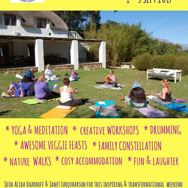 Spring Wellness Retreat 2017